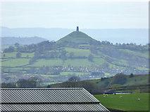 ST5138 : Glastonbury Tor by Robin Webster