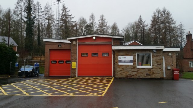 Whitchurch Fire Station