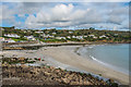 SW7818 : Coverack Beach by Ian Capper