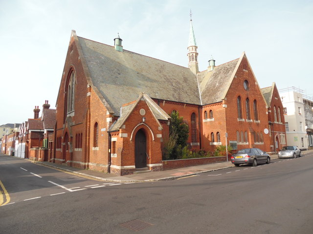 Former St Andrews United Reformed Church, Eastbourne