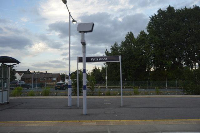Petts Wood Station