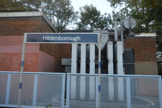 Hildenborough Station