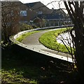 SK4832 : Towpath curve by Alan Murray-Rust
