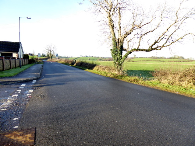 Gillygooly Road, Mullaghmenagh Upper
