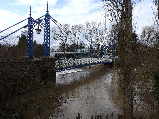 Mill Bridge, Leamington