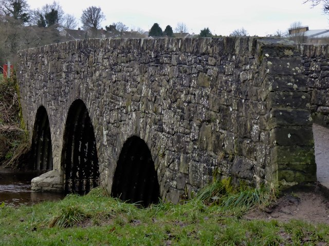 Three arches, Cranny / Mullaghmore