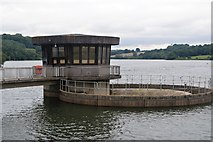 TQ3328 : Outfall tower by N Chadwick