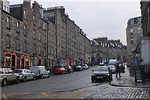 NT2574 : Broughton Street, Edinburgh by Jim Barton