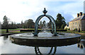 NS5420 : The Fountain at Dumfries House : Week 1