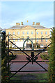 NS5420 : Thistle Gate at Dumfries House by Billy McCrorie
