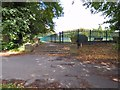 SJ8995 : Debdale Park Bowling Green by Gerald England