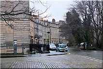 NT2574 : Scotland Street and Royal Crescent, Edinburgh New Town by Jim Barton