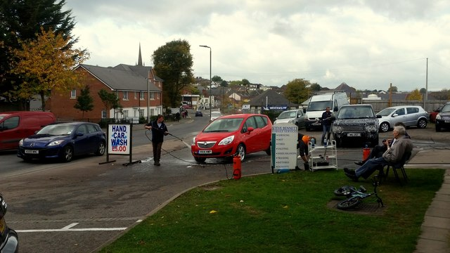 Car Wash - Ross-on-Wye style