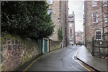 NT2574 : Scotland Street Lane East, Edinburgh New Town by Jim Barton
