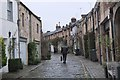NT2474 : Circus Lane, Edinburgh New Town by Jim Barton