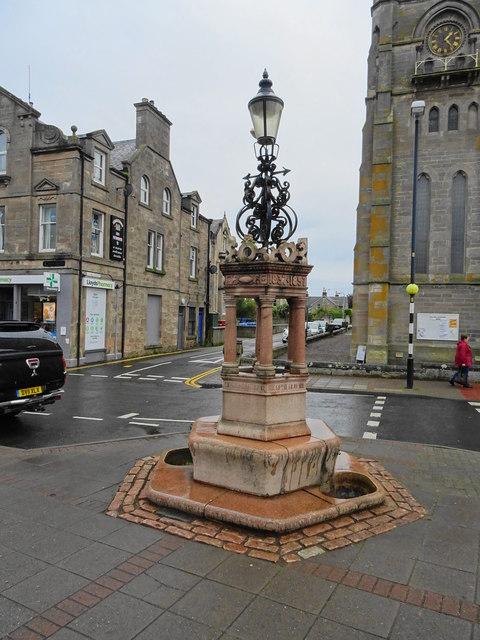 Diamond Jubilee Water Fountain