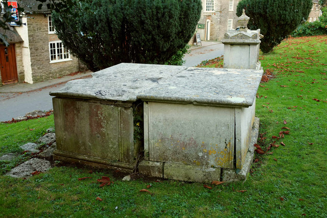 Chest tombs, Puncknowle