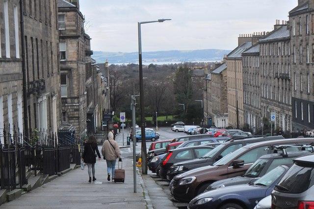 ff0d1466a04 Dublin Street, Edinburgh New Town © Jim Barton :: Geograph Britain ...