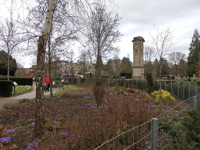 Jephson Gardens, Leamington
