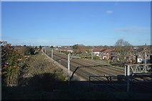 TQ1885 : West Coast Main Line by N Chadwick
