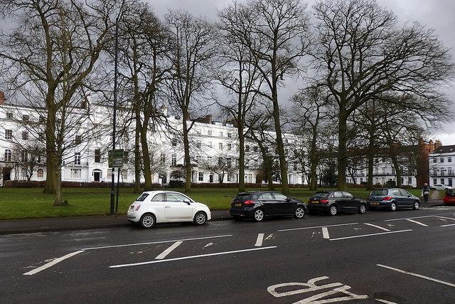 Clarendon Square Gardens, Leamington