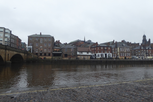 From Queen's Staith