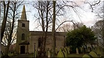 NZ2568 : St Nicholas parish church, Gosforth by Chris Morgan