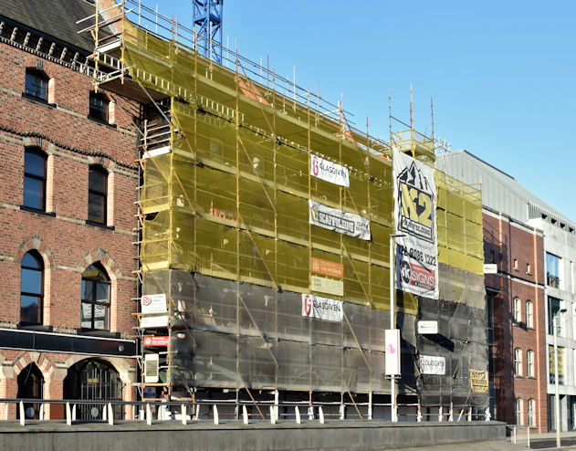 Nos 91-97 Victoria Street, Belfast (January 2018)
