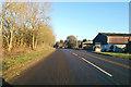 SU9593 : A355 Amersham Road, northbound by Robin Webster