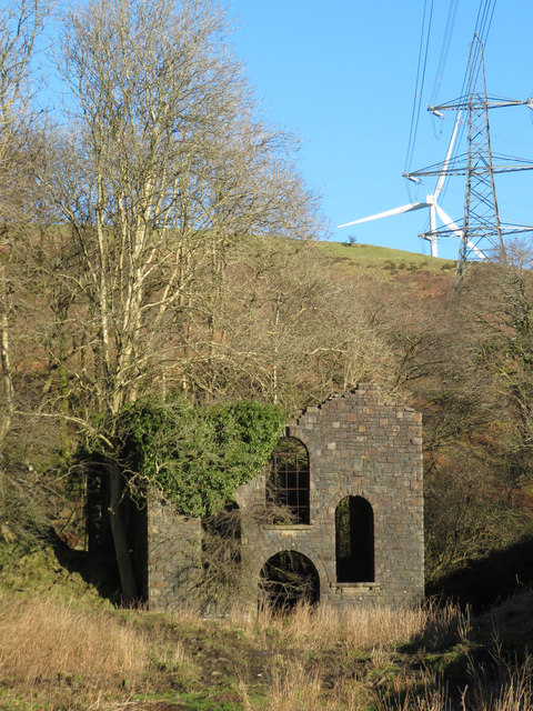 Site of South Rhondda Colliery