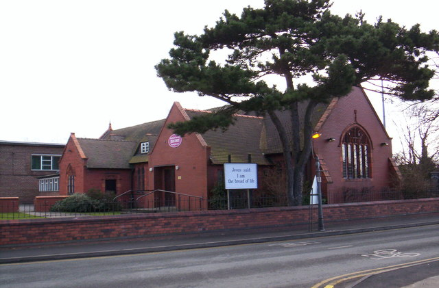 St Hilda's, Hunts Cross