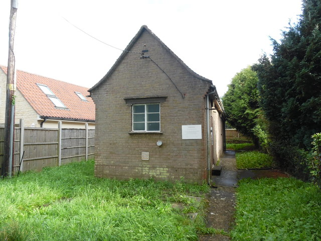 Telephone Exchange, Acton Turville
