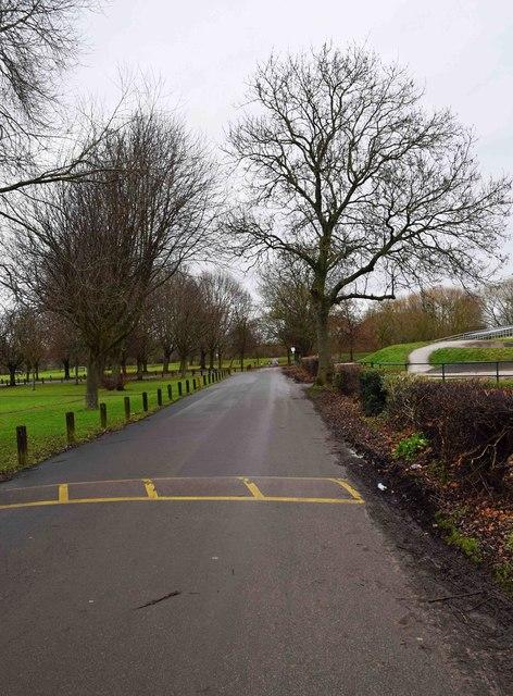 Meadow Lane, Alvaston Park, Derby