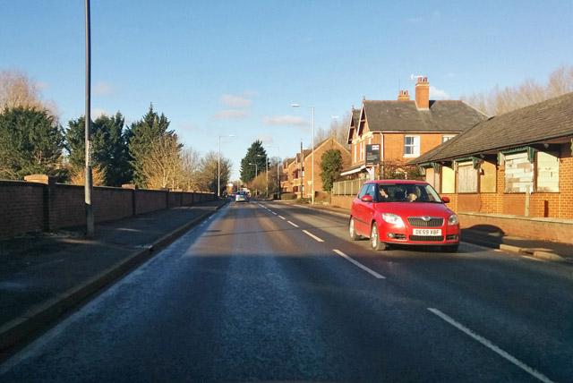 A5 Watling Street, Towcester