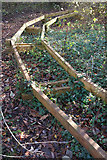 SX9066 : Incomplete boardwalk, Nightingale Park by Derek Harper