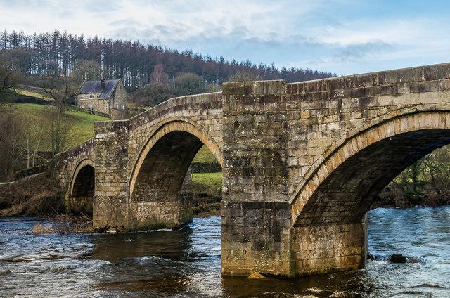 Barden Bridge