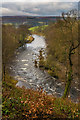 SE0556 : River Wharfe by Ian Capper