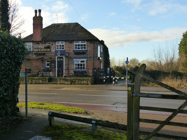 The Navigation, Breaston
