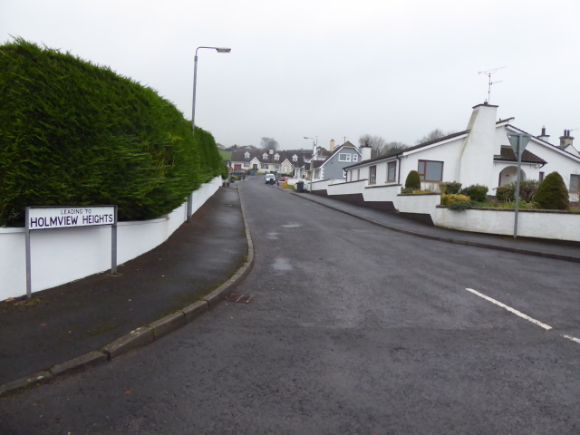 Holmview Heights, Newtownstewart