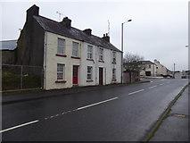 H4085 : Houses for sale, Newtownstewart by Kenneth  Allen