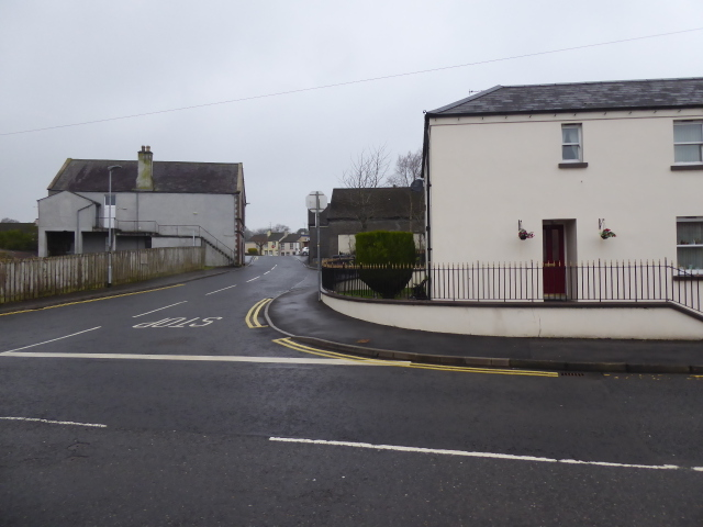 Methodist Lane, Newtownstewart