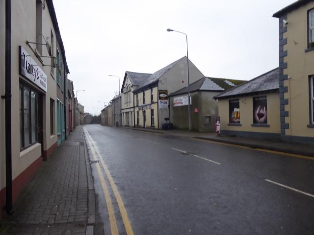 Townhall Street / Strabane Road, Newtownstewart