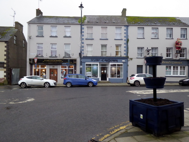 Ryan Hickinson / Bryden Opticians, Newtownstewart