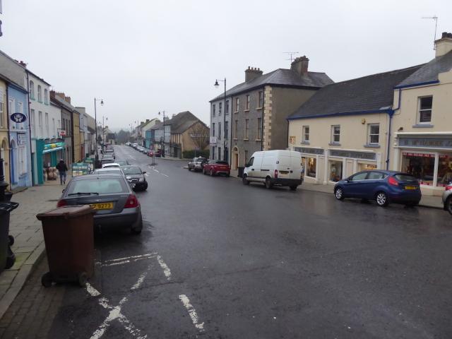 Main Street, Newtownstewart