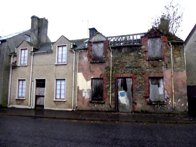 Derelict properties, Newtownstewart