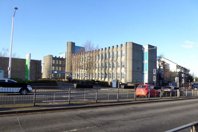 Office building, Rugby