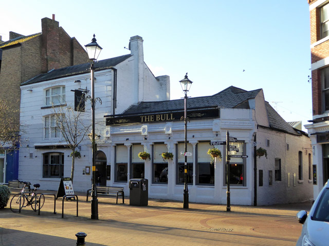 The Bull, Rugby