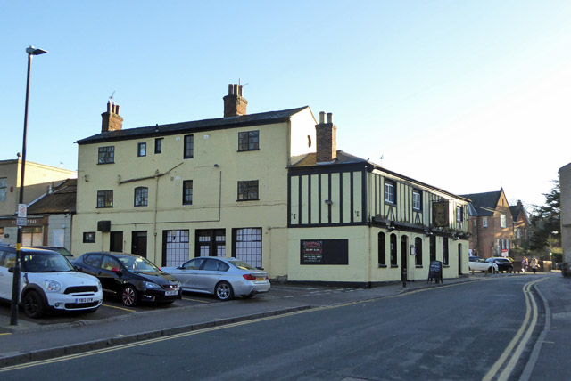 The Merchant's Inn, Rugby