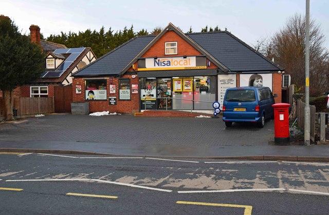 Nisa Local, 164 Bromyard Road, St. John's, Worcester