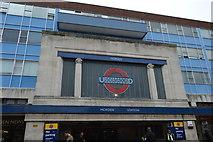 TQ2568 : Morden Underground Station by N Chadwick